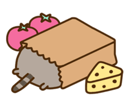 Pusheen the Cat sticker #637259