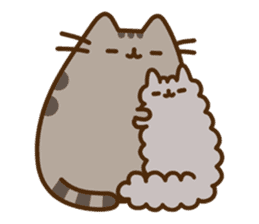 Pusheen the Cat sticker #637262