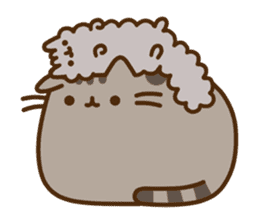 Pusheen the Cat sticker #637263