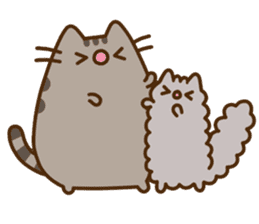 Pusheen the Cat sticker #637264