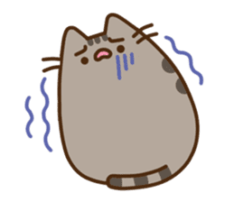 Pusheen the Cat sticker #637265