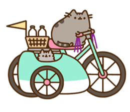 Pusheen the Cat sticker #637270