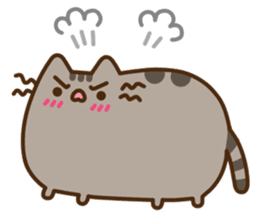 Pusheen the Cat sticker #637273