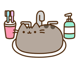 Pusheen the Cat sticker #637274