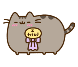 Pusheen the Cat sticker #637277