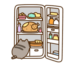 Pusheen the Cat sticker #637278