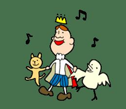 prince Torny sticker #637683