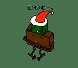 Feeling of weakness Taro. sticker #637966