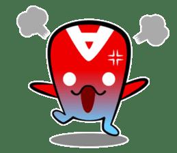 Cheeky monster sticker #638361