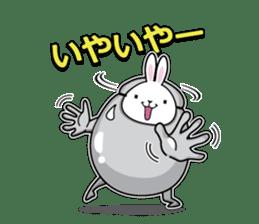 Jelly beans Rabbit mask.2 sticker #638643