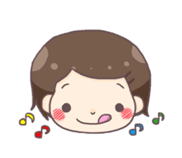 honobonochan sticker #639202