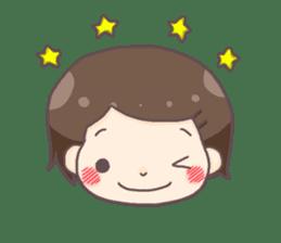 honobonochan sticker #639203