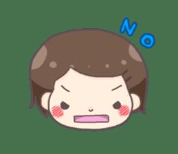 honobonochan sticker #639213