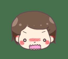 honobonochan sticker #639217