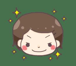 honobonochan sticker #639231