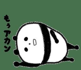 Beans Panda sticker #639670