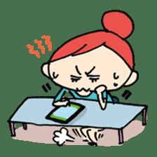 Stressful days sticker #639828