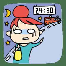 Stressful days sticker #639833