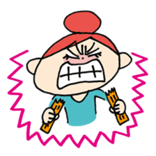 Stressful days sticker #639837