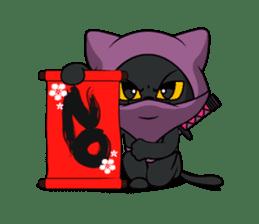 NINJA Nyanko Gaiden sticker #640107