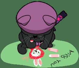 NINJA Nyanko Gaiden sticker #640117