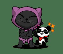 NINJA Nyanko Gaiden sticker #640118
