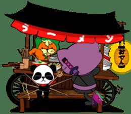 NINJA Nyanko Gaiden sticker #640120