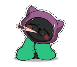 NINJA Nyanko Gaiden sticker #640133