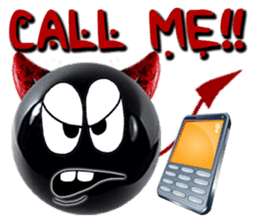 THE DEVILISH BALL: Reveal Your Dark Side sticker #641152