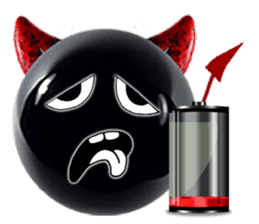 THE DEVILISH BALL: Reveal Your Dark Side sticker #641177