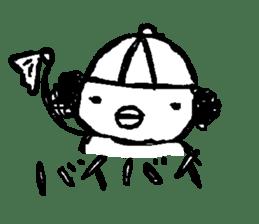 ENGAWAcafe FUYOKO sticker #641667