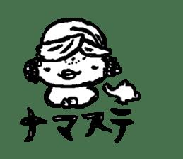 ENGAWAcafe FUYOKO sticker #641668