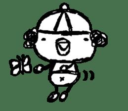 ENGAWAcafe FUYOKO sticker #641672