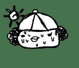 ENGAWAcafe FUYOKO sticker #641677