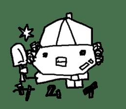 ENGAWAcafe FUYOKO sticker #641678