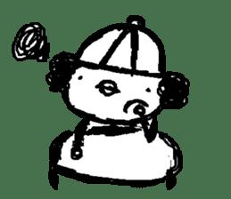 ENGAWAcafe FUYOKO sticker #641680