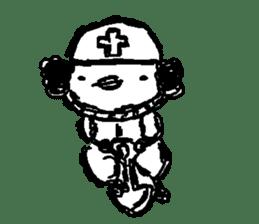 ENGAWAcafe FUYOKO sticker #641681