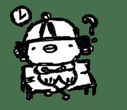 ENGAWAcafe FUYOKO sticker #641683