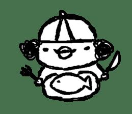 ENGAWAcafe FUYOKO sticker #641689
