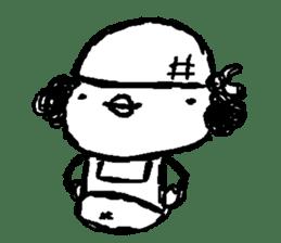 ENGAWAcafe FUYOKO sticker #641699