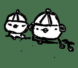 ENGAWAcafe FUYOKO sticker #641700