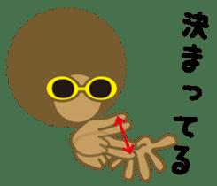 NO HANDSIGN NO LIFE Ver.3 sticker #641911