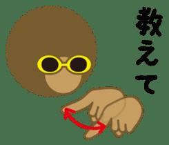 NO HANDSIGN NO LIFE Ver.3 sticker #641941