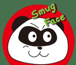 Panda's Padawo kun(English version) sticker #642629