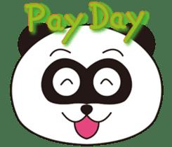 Panda's Padawo kun(English version) sticker #642631