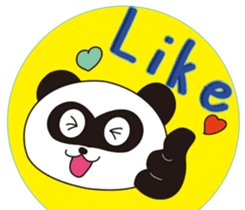 Panda's Padawo kun(English version) sticker #642633