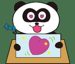 Panda's Padawo kun(English version) sticker #642640