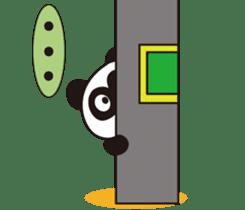 Panda's Padawo kun(English version) sticker #642643