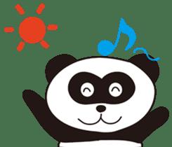 Panda's Padawo kun(English version) sticker #642644
