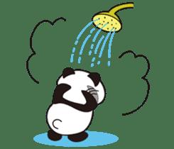 Panda's Padawo kun(English version) sticker #642647